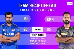 MI vs KKR Head to Head in IPL 2020: Mumbai Indians vs Kolkata Knight Riders Matches in IPL 2020