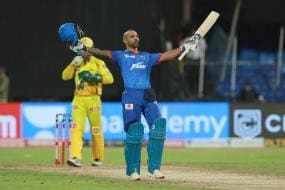 IPL 2020: Shikhar Dhawan Gets Maiden T20 Ton, Makes CSK Pay for Multiple Drop Catches as DC Win Thriller