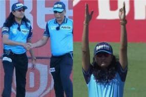 IPL 2020: 'Rockstar' Umpire Has Twitter on Overdrive; Memes Rain on Social Media
