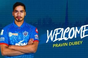 IPL 2020: Delhi Capitals Sign Pravin Dubey as Replacement for Injured Amit Mishra