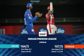 IPL 2020: Kings XI Punjab vs Delhi Capitals: Highest Run Scorers And Leading Wicket-Takers From Both Sides