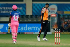 IPL 2020 Points Table: IPL 13 Team Standings After RR vs SRH Match