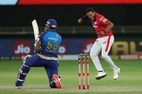 IPL 2020: Chris Jordan Explains Why He Took 'Baffling' Route While Completing Second Run on Last Ball in KXIP vs MI Match