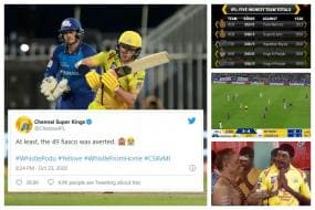 CSK Brutally Troll RCB by Averting the '49 Fiasco' After Crushing Defeat To MI