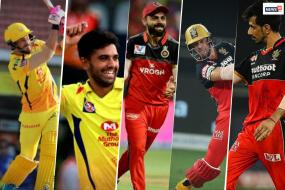 IPL 2020: Royal Challengers Bangalore vs Chennai Super Kings - Top 5 Players to Watch Out For
