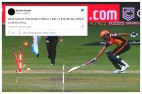 Khaleel Ahmed Trolled With Hilarious Memes for Refusing a Run With 13 Needed off 3