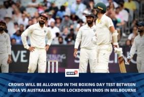 India Tour of Australia: Fans Expected to be Allowed for Boxing Day Test in MCG