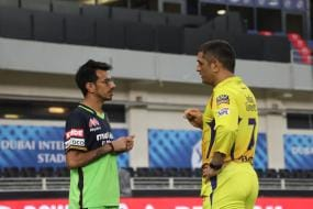 IPL 2020: Yuzvendra Chahal Expresses His Reverence For MS Dhoni In Recent Post