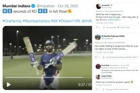 After Aus Tour Exclusion, Video of Rohit Sharma Batting in 'Full Flow' Has Fans Up in Arms