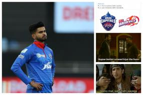 IPL 2020: Delhi Capitals Brutally Trolled Atfter 88-run Loss to Sunrisers Hyderabad