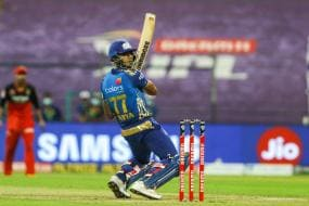 IPL 2020: Mumbai Indians Stay Top of Points Table as Suryakumar Yadav Takes Team to Another Win