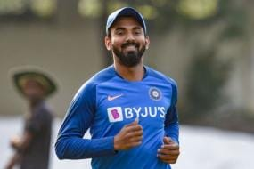 India vs Australia: KL Rahul Looks Stylish With the Bat in Net Practice - See Video