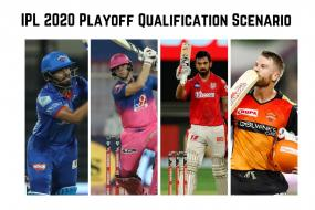 IPL 2020 Playoff Scenarios: KXIP Loss Boosts SRH's Chances; 6 Teams Still in Fray for 3 Spots