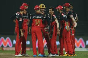IPL 2020: In Pics, A Look at Royal Challengers Bangalore's Road To The Playoffs