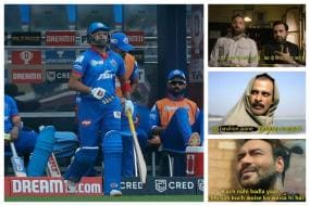 Prithvi Shaw's Failure on Return Leads to Hilarious Memefest After DC's Loss to MI