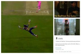 'Game-changer' - Fans in Awe of Dinesh Karthik's Sensational Catch to Remove Ben Stokes