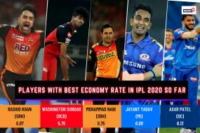 IPL 2020: A Look At Top Five Bowlers With Best Economy So Far, Afghanistan's Rashid Khan Leaves A Winning Impression