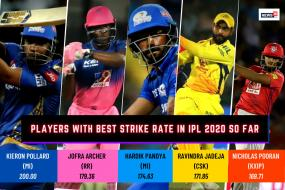 IPL 2020: Players With Best Strike-Rates – Two Mumbai Indians' Players Feature In The List