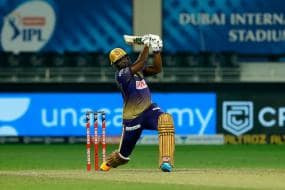 IPL 2021: Andre Russell Has Dinesh Karthik Down on His Knees During Practice Game | WATCH