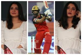 IPL 2020: Pregnant Anushka Cheers For Virat's RCB in Dubai
