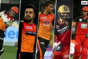 IPL 2020: Royal Challengers Bangalore vs Sunrisers Hyderabad - Top 5 Players