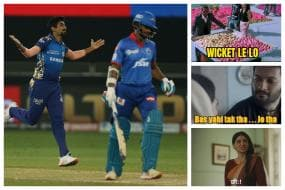 IPL 2020: Fans Come up With Hilarious Memes as Bumrah, Boult Blow Away Delhi's Top-order