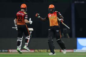 IPL 2020: In Pics, Sunrisers Hyderabad vs Royal Challengers Bangalore, Eliminator at Abu Dhabi