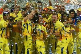 Chennai Super Kings' 'Whistle Podu' becomes 2020's Second Most Tweeted Sports Hashtag