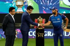 IPL 2020: Sourav Ganguly Thanks Players for Making Tournament A Success