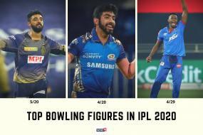 IPL 2020: Top 10 Bowling Figures This Season – Varun Chakravarthy Tops the List