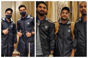 Embracing the New Normal, Team India Gets Ready to Fly for Australia Tour