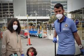 India Tour Of Australia 2020: Team India Reach Down Under With Families, BCCI Shares A Glimpse