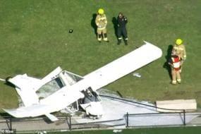 India vs Australia: Plane Crashes 30km From Indian Cricket Team Hotel in Sydney