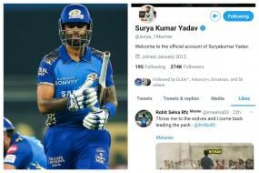 Suryakumar Yadav Trolled by Angry Fans For Liking a Virat Kohli Meme on Twitter
