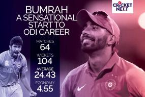 In Numbers - Why Australia Must Be Wary of Jasprit Bumrah's White-ball Efficiency