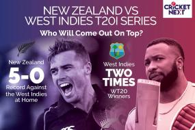 New Zealand vs West Indies T20I Series: 10 Numbers That Define the Rivalry