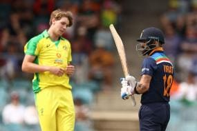 Virat Kohli Becomes Fastest to Score 12,000 ODI Runs; Breaks Sachin Tendulkar's Record