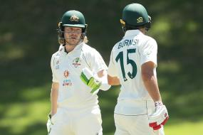 India A vs Australia A Warm-up Highlights Day 3: Will Pucovski Cops a Blow on the Helmet; IND A, AUS A Play Out a Draw