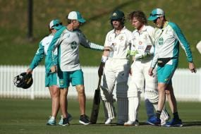 India vs Australia 2020: Will Pucovski's Possible Test Debut in Doubt After Blow to Helmet During Warm-up Game