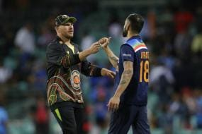 India vs Australia 2020: Aaron Finch Lauds Leg Spinners For 'Showing Boldness' After 12-Run Win Over India