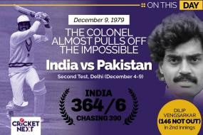 On This Day, December 9, 1979: The Colonel Gives Pakistan a Big Scare, and the Tree Shadow Controversy
