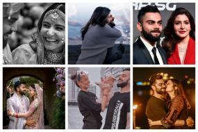 Virushka Wedding Anniversary: Here's How Fans are Wishing Virat Kohli and Anushka Sharma on their 3rd Wedding Anniversary