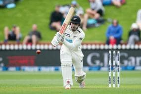 New Zealand vs West Indies: Henry Nicholls' Charmed Ton Puts Hosts on Top After Day 1