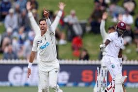 New Zealand vs West Indies: WI Fight in Follow-On Innings, but NZ Close to Series Sweep