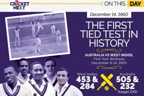 On This Day, December 14 1960: The First-ever Tied Test in History
