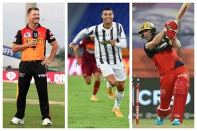 Yearender 2020: Cristiano Ronaldo, David Warner and AB de Villiers Most Tweeted About Global Sports Personalities in India