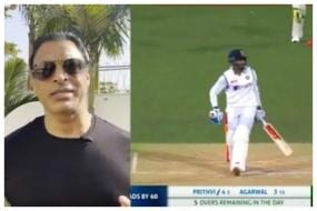 India vs Australia: WATCH - Shoaib Akhtar Tears Into Team India After 36 All Out Performance in First Test