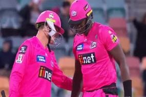 BBL 2020: Seen It Yet? Jason Holder Smashes Six On His Very First Ball
