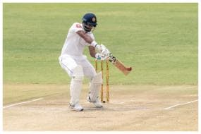 Sri Lanka Bat Out Last Day To Draw Second Test At Antigua