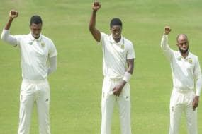 South Africa vs Sri Lanka: South Africans Raise Fists In Support of 'Black Lives Matter'